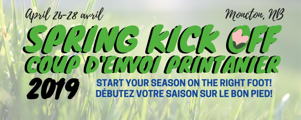 2019 Spring Kick Off