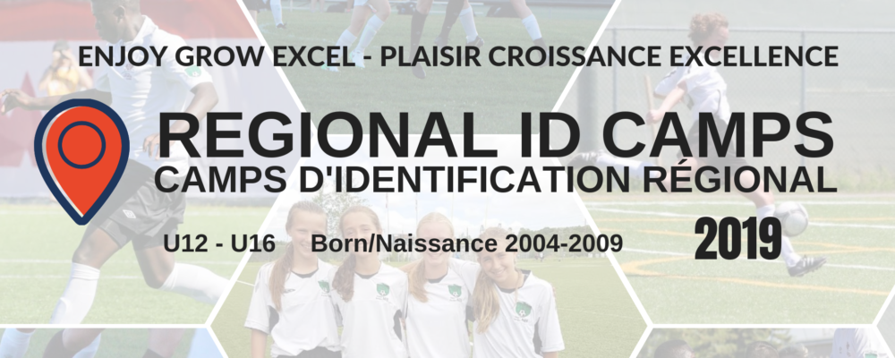2019 Regional Identification Camps