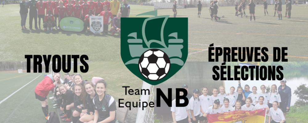 2019 Team New Brunswick Tryouts