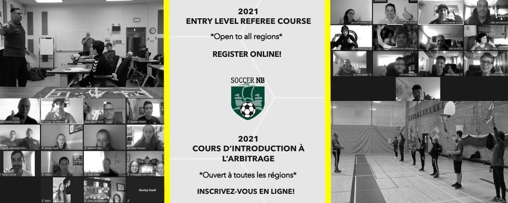 2021 Entry Level Referee Clinic